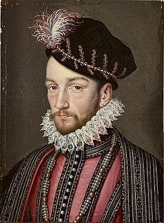 Charles IX of France King of France