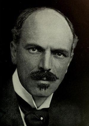 Maurice Hewlett - Portrait of Maurice Hewlett