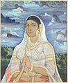 Portrait of the courtesan Sahib Jan, August 1809.jpg