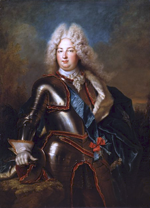 Charles, Duke of Berry Portrait painting of Charles of France, Duke of Berry (1686-1714) by Nicolas de Largilliere.png