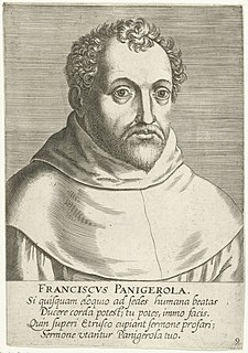 Francesco Panigarola Italian bishop