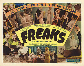 Description de l'image Poster - Freaks 02.jpg.