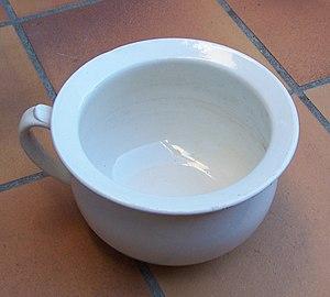 Pot de chambre 2