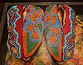 Potawatomi moccasins, 1870-1906 - Bata Shoe Museum - DSC00663.JPG