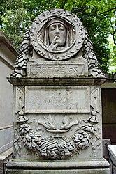 Antoine-Augustin Préault: grave of Jacob Roblès