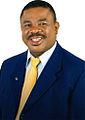 Président National du Parti Kintana et Ministre de la Fonction Public (depuis le 21 novembre 2011).jpg