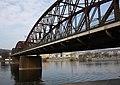 Praha, Vyšehradský most, 2012.JPG