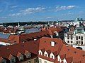 Praha - Klementinum - Astronomical Tower - View NE.jpg