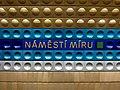 Praha - Metro - Náměstí Míru (7173381655).jpg