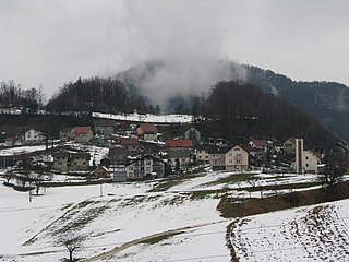 Prapretno pri Hrastniku Place in Styria, Slovenia
