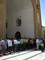 Prayers of Noon - Grand Mosque of Nishapur -September 27 2013 50.JPG