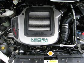 Nissan YD engine - Wikipedia