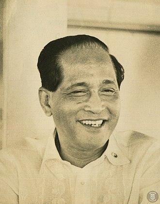 Carlos P. Garcia - Garcia, circa 1960s