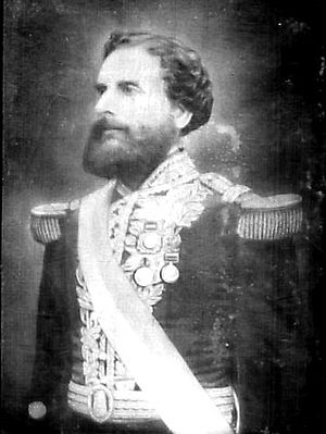 Prime Minister of Peru - Image: President Pezet