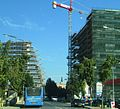 Presidential tower under construction Presidential Palace Avenue Nicosia Republic of Cyprus 25.jpg