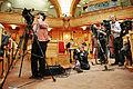 Pressbevakning pa Nordiska radets session i Stockholm 2009.jpg