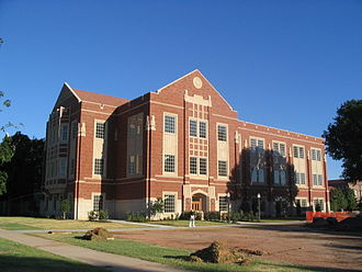 Michael F. Price College of Business - Image: Price Hall SE