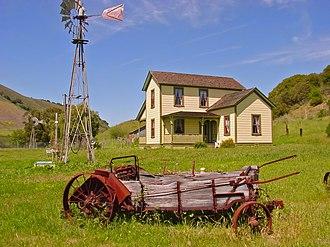 John Price House - Image: Price House 200204 06