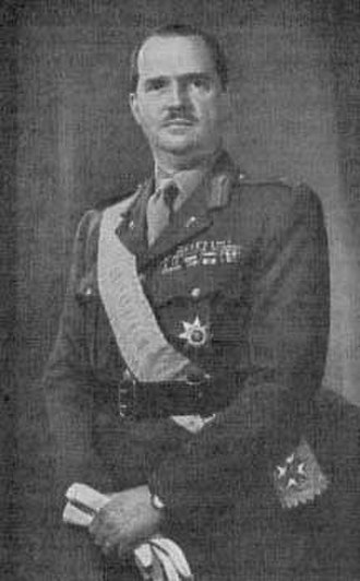 Prince Felix of Bourbon-Parma - Image: Prince Félix of Luxembourg, Prince of Parma and Princely consort of Luxembourg (1893 1970)