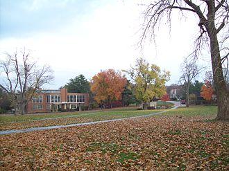 Principia College - Principia College campus