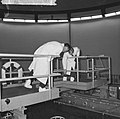 Prins Bernhard bezocht reactorcentrum Petten, de Prins tijdens rondgang, Bestanddeelnr 917-2080.jpg