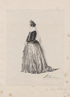 Emma Portman, Baroness Portman