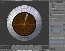 Blender 3d Noob To Pro Procedural Eyeball Wikibooks Open Books