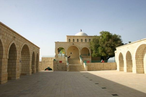 Prophet Job Shrine