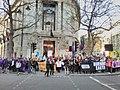 Protestors at the Australian High Commission (49362494613).jpg