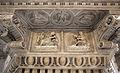Pulpito del duomo di pietrasanta, raccordo di andrea baratta (xvii sec), zodiaco e arti liberali 01.JPG