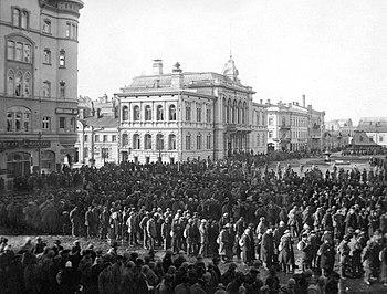 Tampereen Taistelu