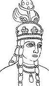 حجاب در ایران باستان !