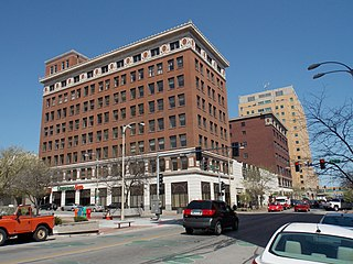 Putnam-Parker Block United States historic place