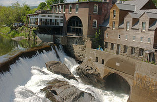 Quechee Historic Mill District