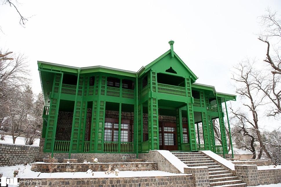 Quaid e Azam Residency Ziarat