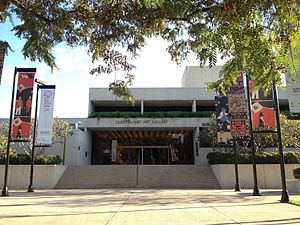 Robin Gibson (architect) -  Queensland Art Gallery