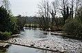 Quellen des Livenza Flusses in der Comune Polgenico, Provinz Pordenone, Italien, Europäische Union.jpg