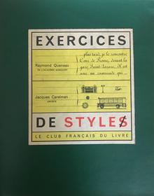 Exercices de style — Wikipédia