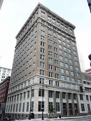 Henry F. Hoit - Image: R.A. Long Building