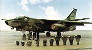 RA-3B VAP-61 camouflaged