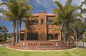 RAAF Wagga Heritage Centre - Image: RAAF Wagga Heritage Centre 01