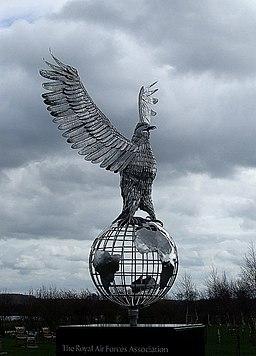 RAFA Memorial, NMA - geograph.org.uk - 1800673