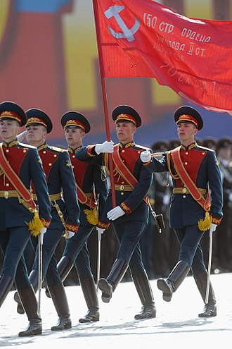 Victory Day Parades - Victory Day Parade in Moscow 2008