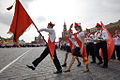 RIAN archive 665547 Young Pioneer induction ceremony held at Moscow's Red Square.jpg