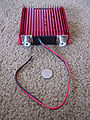 RM Italy KL-203 linear amplifier top with unfused power cable.jpeg