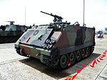 ROCA M113 in Chiayi Air Force Base 20120811.jpg