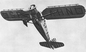 RWD (aircraft manufacturer) - RWD-6 in the Challenge 1932.
