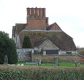 Radclive village in United Kingdom