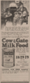 Radio Times - 1923-11-16 - p276 (Cow & Gate).png