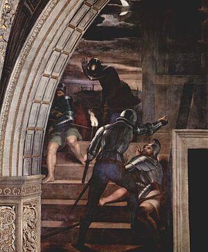 Deliverance of Saint Peter - Image: Raffael 086